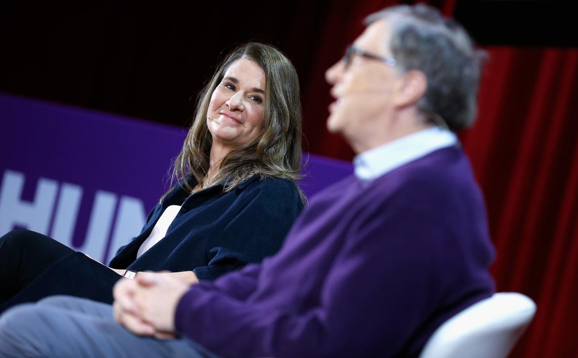 СМИ узнали о решении Мелинды Гейтс отказаться от алиментов при разводе