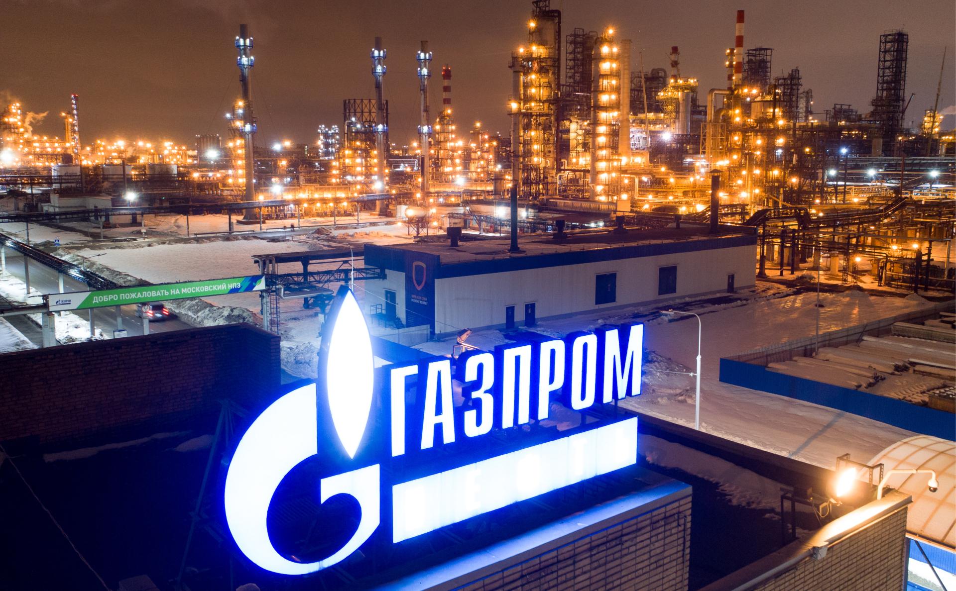 Акции «Газпрома» выросли после заявлений США и Германии по Nord Stream 2