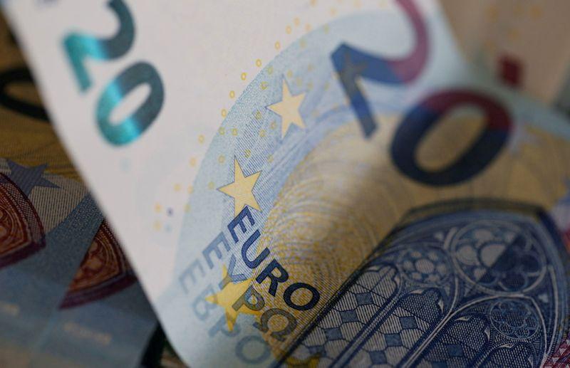 ГРАФИК-Доходность мусорных облигаций еврозоны впервые опустилась ниже инфляции