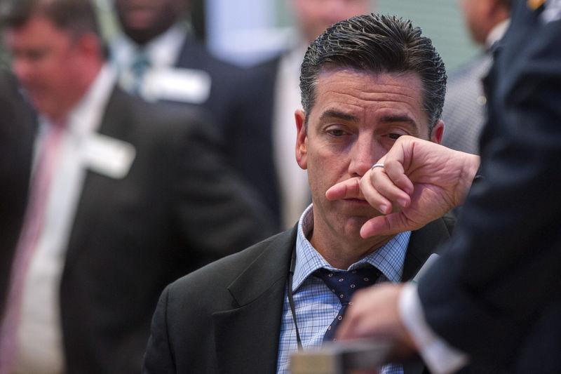 Фондовые рынки Европы демонстрируют отрицательную динамику