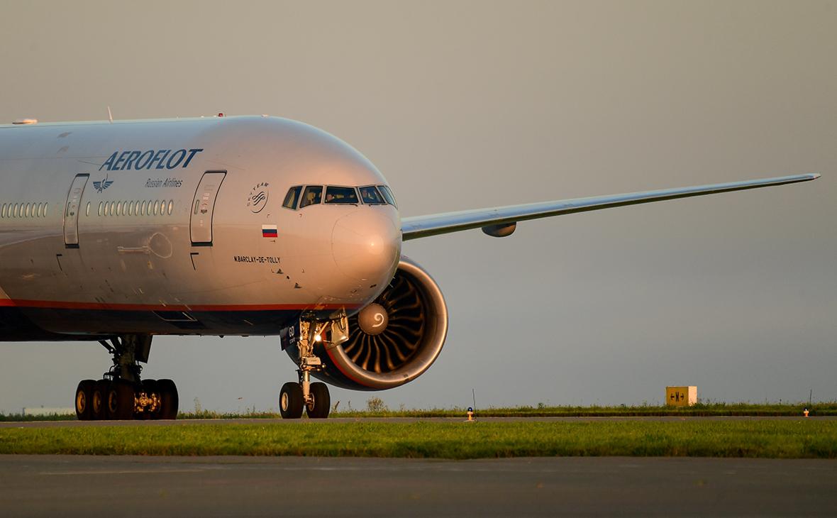 «Аэрофлот» перевез 500 тыс. пассажиров на новых рейсах в обход Москвы