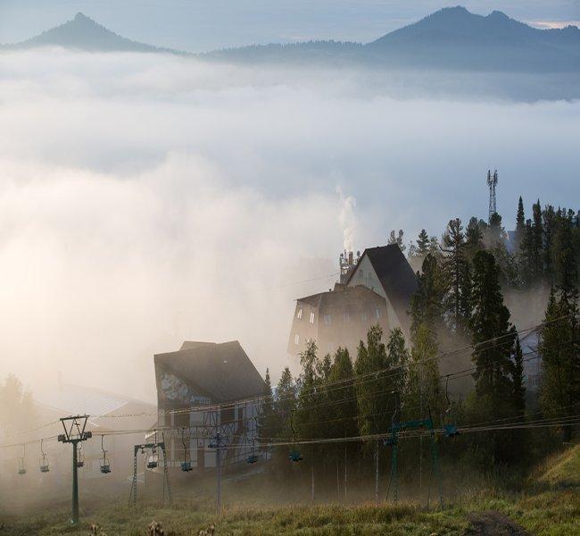 En+ и «Новапорт» предложили две концепции аэропорта для курорта в Сибири