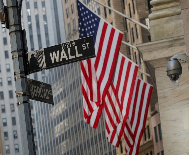 Рынок акций США закрылся падением, Dow Jones снизился на 0,84%