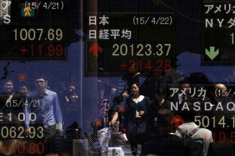 Азиатский рынок вырос в четверг утром