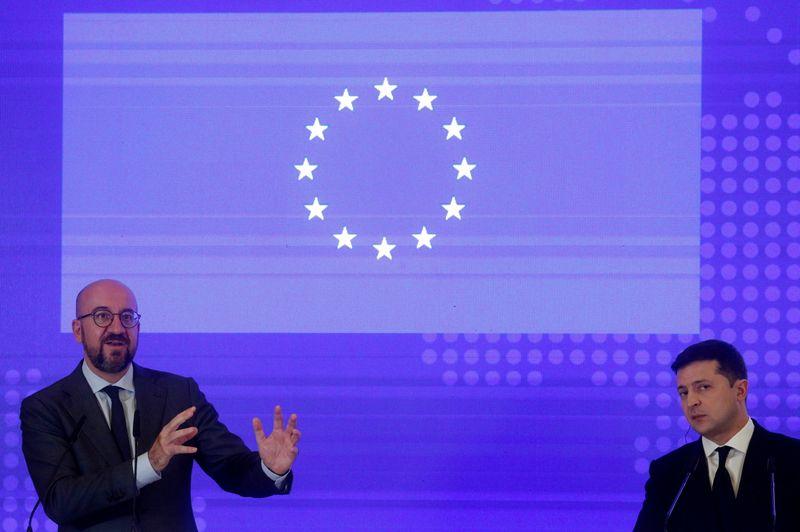 Украина и ЕС подписали соглашение об открытом небе