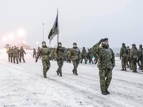 В учениях НАТО «Зимний лагерь» увидели цель захвата Арктики