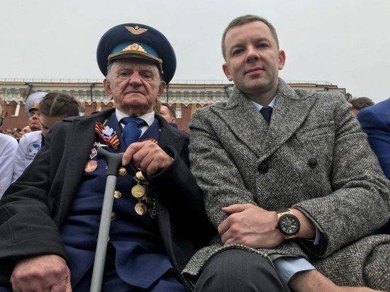 В суде с Навальным намекнули на размер пенсии ветерана Артеменко