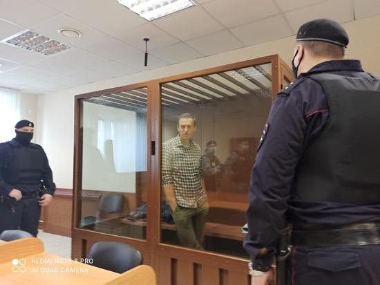 Мосгорсуд оставил в силе реальный срок Навальному по