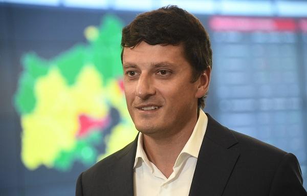 Антон Инюцын покинул пост заместителя Министра энергетики РФ