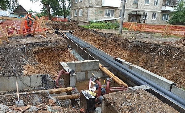 «Т Плюс» направит 40 млн. рублей на завершение реконструкции тепломагистрали в Балакове