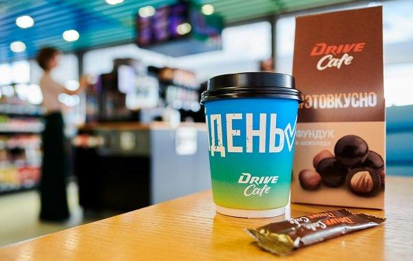 Сеть АЗС «Газпромнефть» на 30% увеличила выручку от продажи кофе