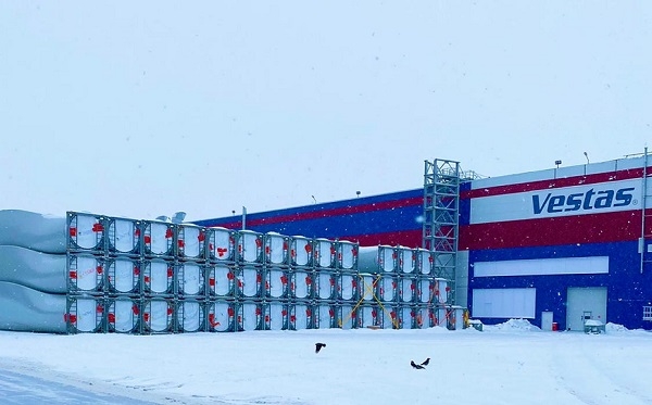 Ветрогенераторы в России выдержат даже самую низкую температуру