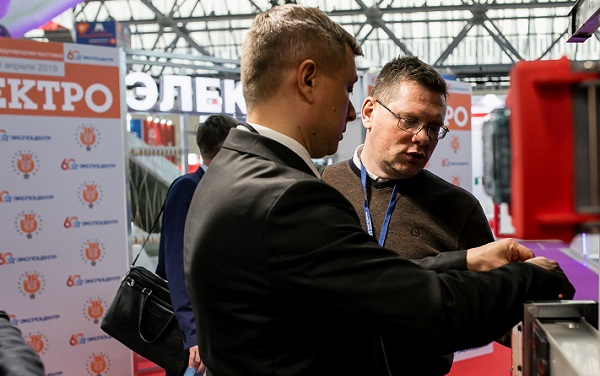 7-10 июня в Москве пройдет выставка «Электро-2021»