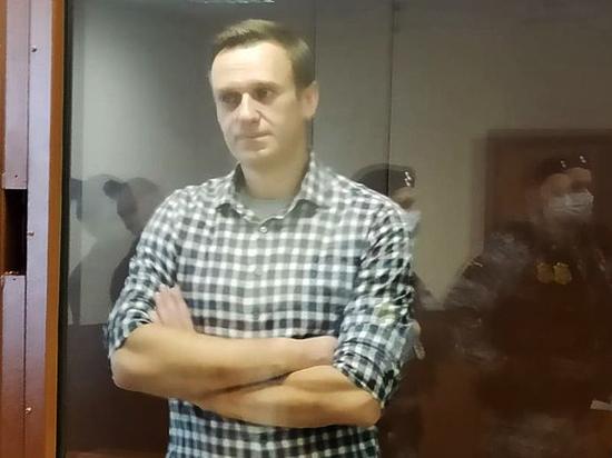 Объяснилось пребывание Навального в СИЗО Кольчугино