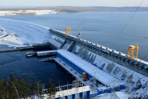 Росводресурсы установили режим работы Богучанская ГЭС на март