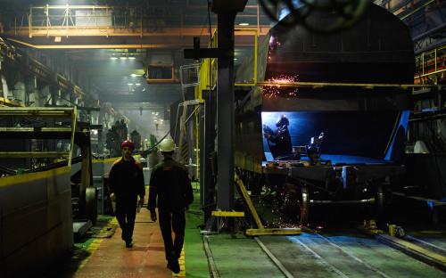 Уралвагонзавод изменит ассортимент из-за перепроизводства полувагонов
