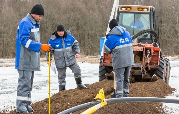 В Белгородской области в 2020 году построено 200 км газопроводов