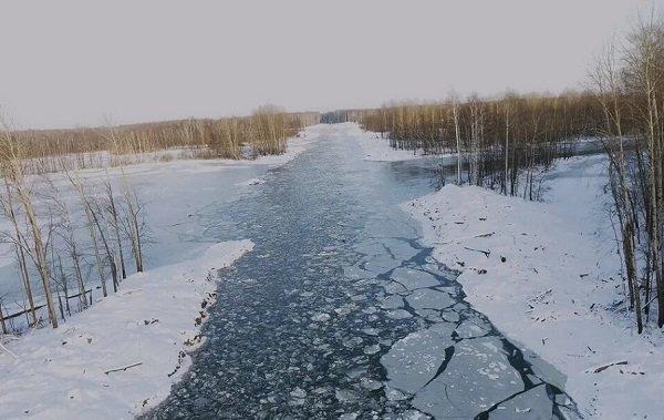 «Транснефть» завершила укладку участка подводного перехода нефтепровода в Нижегородской области