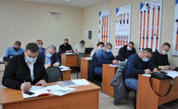 «Россети Кубань» повышает квалификацию специалистов промышленной безопасности