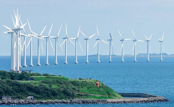 Дания возведет первый в мире ветроэнергетический остров
