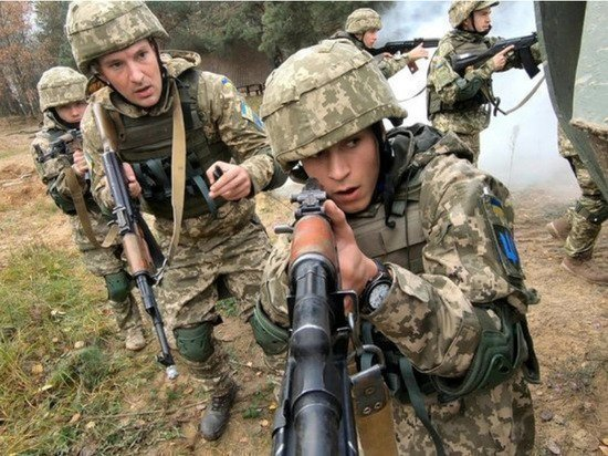 НАТО подготовило ВСУ к городским боям