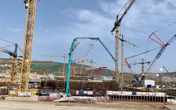 Стартовало строительство третьего блока первой АЭС в Турции