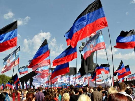 Киев оценил шансы присоединения ДНР и ЛНР к России