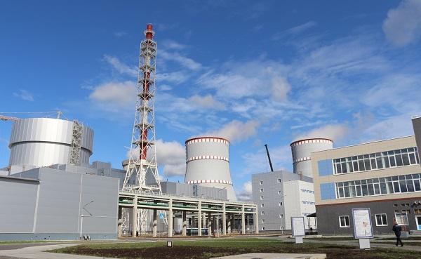 До конца марта энергоблок №6 Ленинградской АЭС планируется ввести в промышленную эксплуатацию