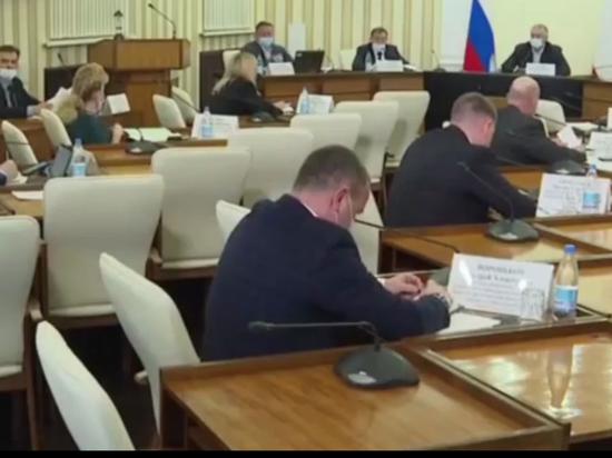 Министр культуры Крыма прервала выступление Аксенова матерной фразой
