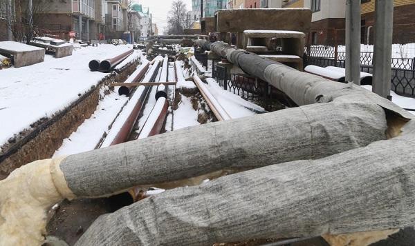 «Т Плюс» направит свыше 100 млн. рублей на реконструкцию теплосети в Йошкар-Оле