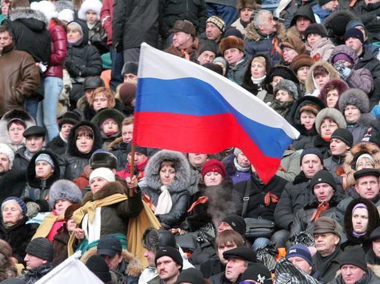 Идею штрафовать за флаг России на митингах назвали «бредом»