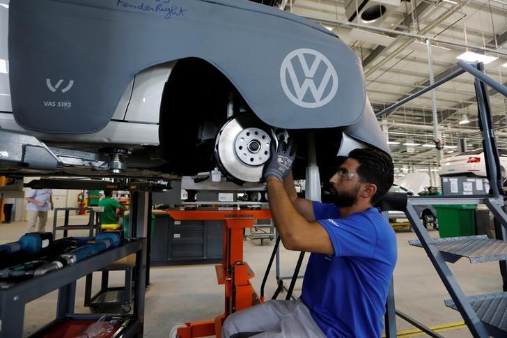 Volkswagen планирует сократить до 5 тыс. рабочих мест в Германии
