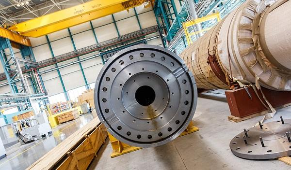 «Силовые машины» провели сборку газовой турбины ГТЭ-65.0 для последующих испытаний