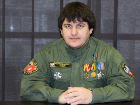 ДНР призвала власти Абхазии освободить задержанного полковника