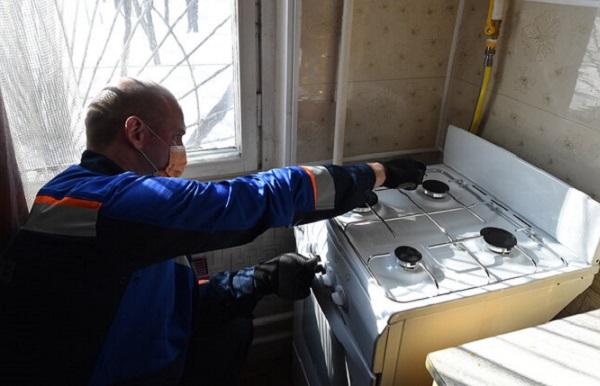 В Москве более чем на треть увеличилась замена газового оборудования