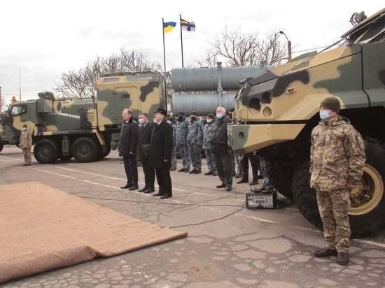 На Украине похвалились «психующей» из ракет «Нептун» России