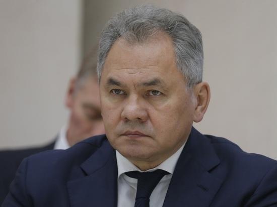 Шойгу пообещал ответить на ракеты США возле границ России