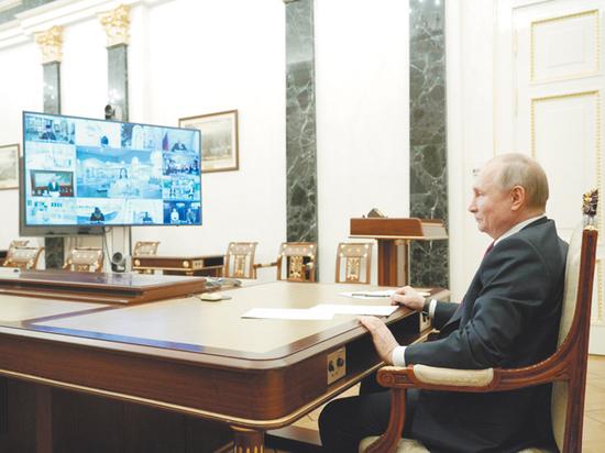 Задав Путину вопрос о Байдене, крымчанка Болбочан прославилась
