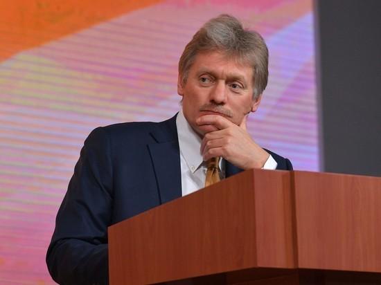 Песков объяснил желание Путина поговорить с Байденом