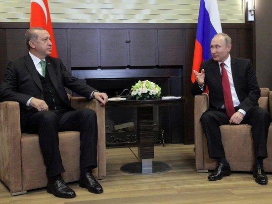 Эрдоган назвал недопустимым заявление Байдена о Путине