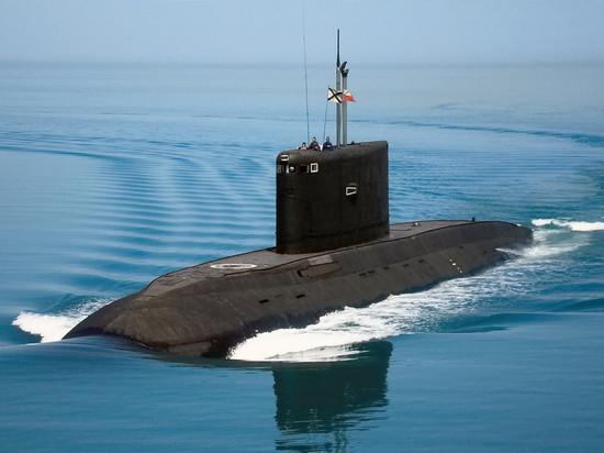 «Потерявшаяся» российская подлодка подстерегла авианосец США