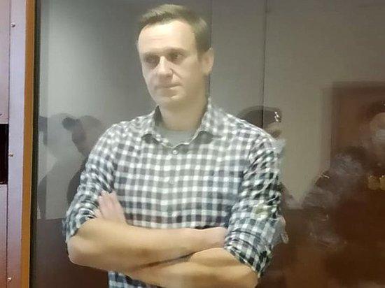 «Удовлетворительное»: во ФСИН сообщили о состоянии Навального