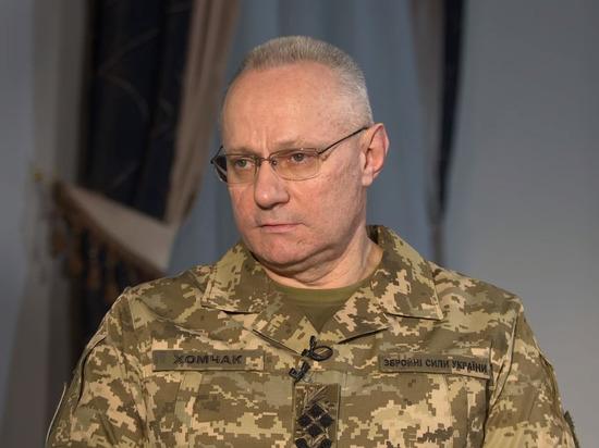 Главком ВСУ оценил возможность нападения России со стороны Белоруссии
