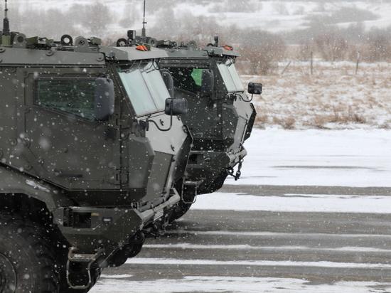 NYT сообщил о переброске российских войск к Украине