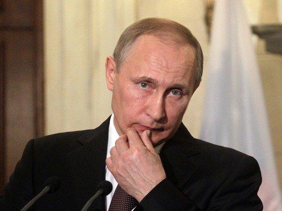 Путин допустил национализацию для сохранения занятости