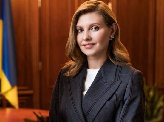 Жена Зеленского раскрыла годовую зарплату и имущество семьи