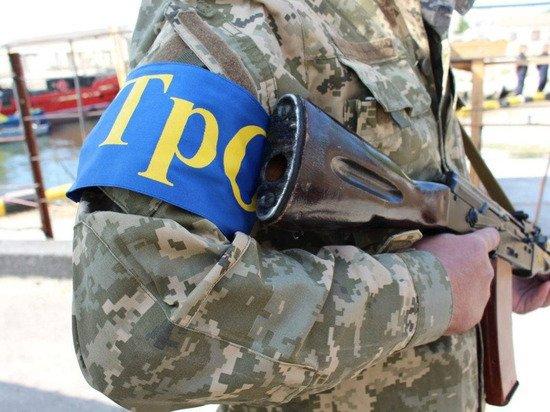 ВСУ объявили военные сборы на юге Украины