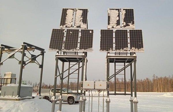 «ИНК» внедрила на скважине систему линейной телемеханики с питанием от солнечных батарей