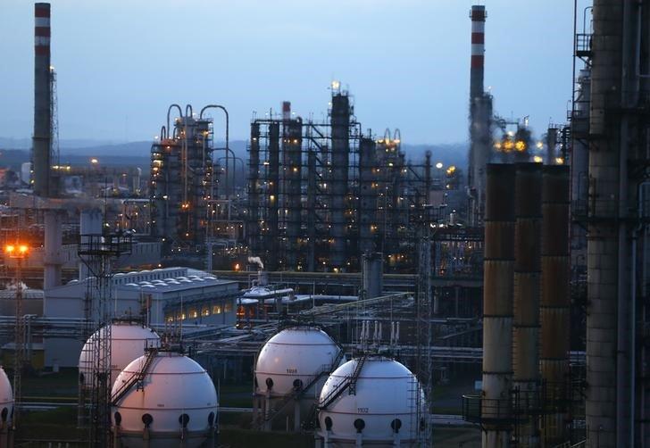 Цены на нефть усилили рост