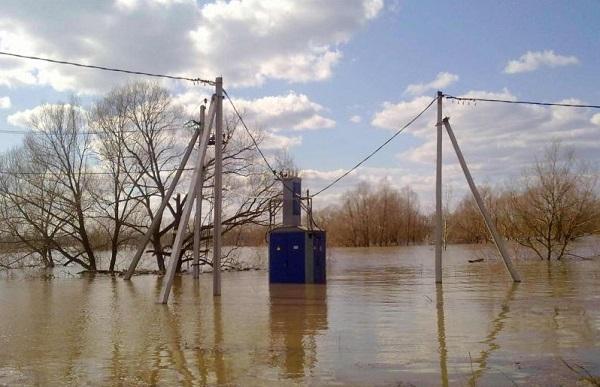 Минэнерго России ведет непрерывный мониторинг прохождения весенних паводков